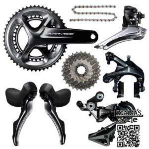 Shimano Dura-Ace R9100 11spd Groupset (only 1 set)