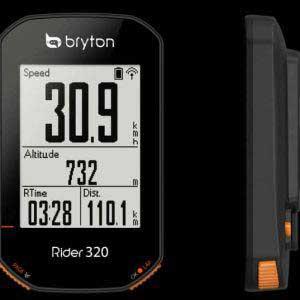 Bryton Rider 320 GPS Meter
