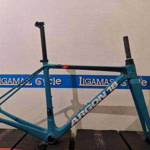 Argon 18 Gallium CS Frameset-Turquoise