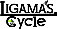 Bicycle Shop Malaysia LigamasCycle Logo