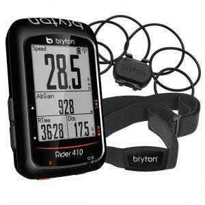 Bryton Rider 410T (Headunit+Cadence+HRM)