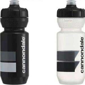 Cannondale Gripper 600 ml-750 ml Bottle – Black/Transparent