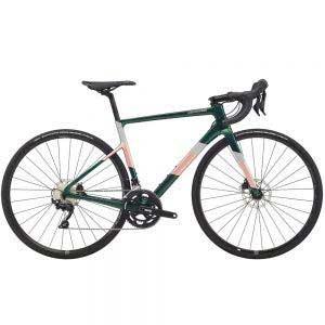 Cannondale Supersix Evo Carbon 105 Women Disc Road Bike 2020