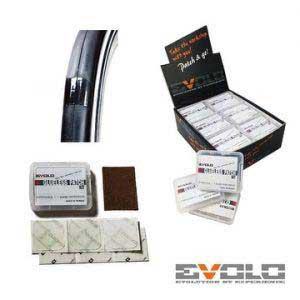 EVOLO Glueless Transparent Patch (Puncture Repair)
