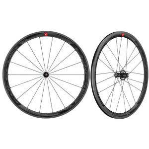 Fulrum Wind 40 C17 AC3 Carbon Clicher Wheelset-Tubeless Ready