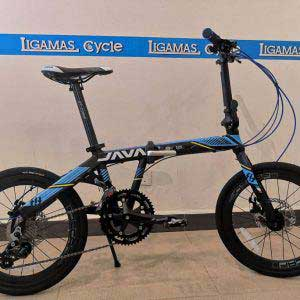 Java Fit Folding Bike 18spd