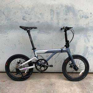 Java Neo 2 Folding Bike