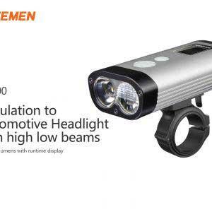 Ravemen PR900 Front Light