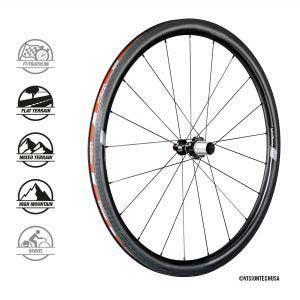 Vision SC40 Carbon Wheelset
