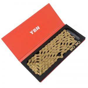 YBN 11 Speed All Gold Chain (NonHollow)