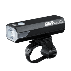 Cateye Light AMPP400 Headlight (Rechargeable)