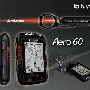 Bryton Aero 60T (Headunit+Cadence+HRM)