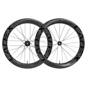 CADEX 65 Tubeless Disc Wheelset – Clincher