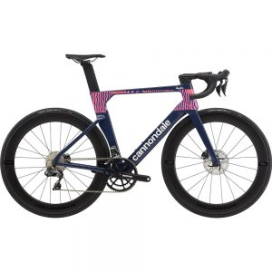 Cannondale Systemsix Himod Ultegra Di2 Disc Road Bike 2021-Rapha Edition
