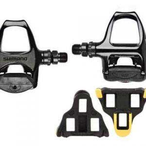 Shimano R540 SPD-SL Pedals (Inc Cleats)