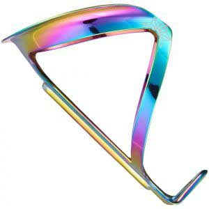 Supacaz Fly Ano Alloy Bottle Cage Oil Slick