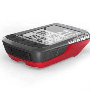 Wahoo ELEMNT BOLT Cycling GPS Computer Limited Edition RED